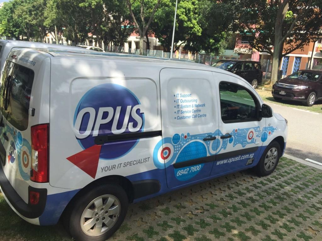 Vinyl Vehicle Wrap Services Singapore | Car Sticker Wrap